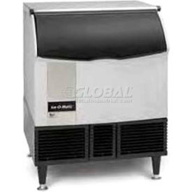 Cube Ice Maker, Undercounter, Air-Cooled, Approx 309 Lb Production Half Size Cubes Half Size Cube