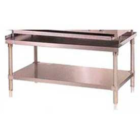 Equipment Stand, For Itg-48 Griddle Or Itg-48-Ob-2 Griddle/Hotplate