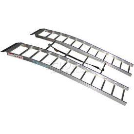 Aluminum Atv Ramps >> Dock Truck Equipment Ramps Pickup Loading Revarc 72 Quot L