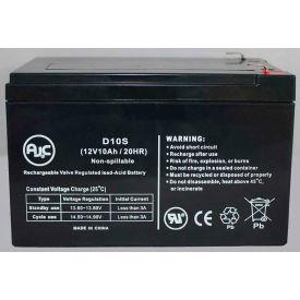 AJC® National NB12-10 12V 10Ah Sealed Lead Acid Battery