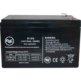 AJC® Prescolite ERB1210 12V 10Ah Emergency Light Battery