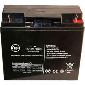 AJC OPTI-UPS 650ES 12V 10Ah Emergency Light by