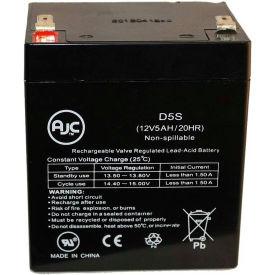 AJC® MK ES5-12 (12V 5AH) 12V 5Ah Wheelchair Battery