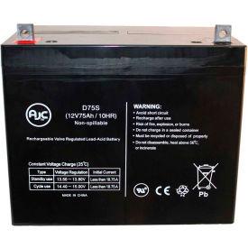 AJC® Liebert RIAD750KVA 12V 75Ah UPS Battery