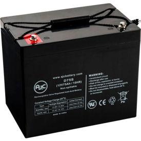 AJC® Best Power 15KVA 12V 75Ah UPS Battery
