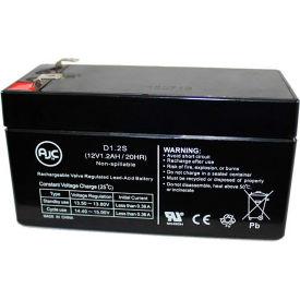 AJC® Power Sonic S-1270 12V 7Ah UPS Battery