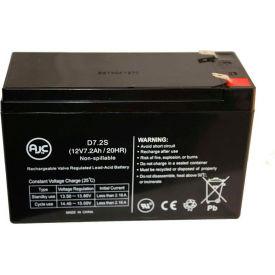 AJC® Bruno SRE-1550 12V 7Ah Wheelchair Battery