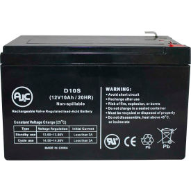AJC® Para Systems Minuteman MCP BP1000RM 12V 7Ah UPS Battery