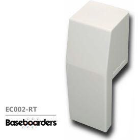 Baseboarders® Right Side Open Premium Endcap EC002-RT