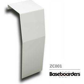 Baseboarders® Zero Clearance Premium Endcap ZC001
