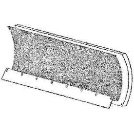 Plow Shield, Yellow, 28Inx96In, Hdw