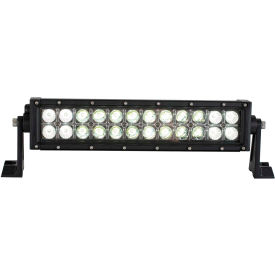 """Buyers 14.09"""" Clear Combination Spot-Flood Light Bar With 24 LED - 1492161"""