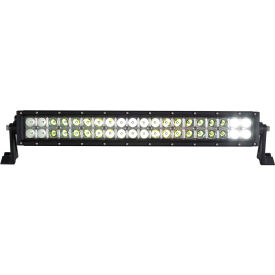 """Buyers 22.17"""" Clear Combination Spot-Flood Light Bar With 40 LED - 1492162"""