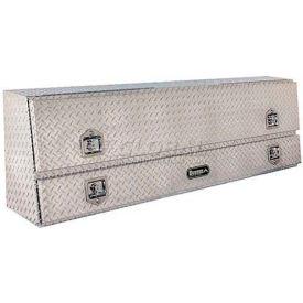 Buyers Aluminum Topside Truck Box w/ T-Handle - 16x13x96 - 1701561