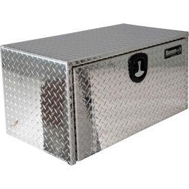 Buyers Aluminum Underbody Truck Box w/ T-Handle - 18x18x36 - 1705105