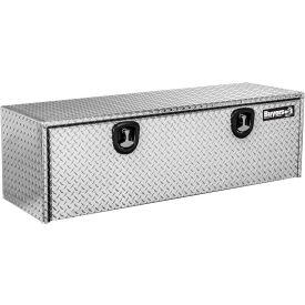 Buyers Aluminum Underbody Truck Box w/ T-Handle - 18x24x48 - 1705120
