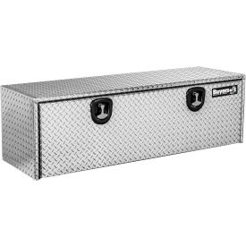 Buyers Aluminum Underbody Truck Box w/ T-Handle - 24x24x48 - 1705140