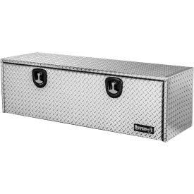 Buyers Aluminum Underbody Truck Box w/ T- Handle - 24x24x60 - 1705145