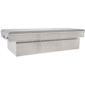 Buyers Aluminum Cross Truck Box w/ Single Lid - 18x20x71 - 1709305