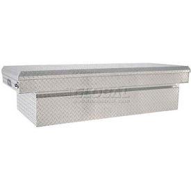 Buyers Aluminum Cross Truck Box w/ Single Lid - 23x27x71 - 1709318