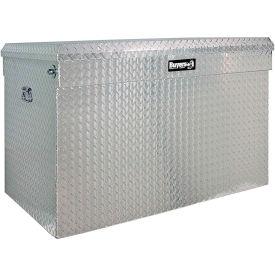 Buyers Aluminum All-Purpose Jumbo Truck Chest - 28 x 30 x 49 - 1712120