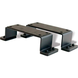 Buyers Wide Surface Steel Mounting Feet For LED Modular Light Bars - 3024649