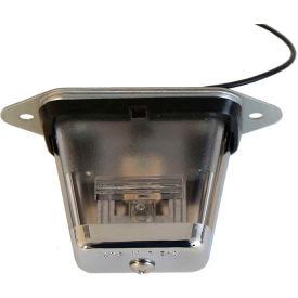 "Buyers 2.625"" Clear Rectangular Incandescent License/Utility Light - 5652630 - Pkg Qty 10"