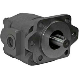 "Hydrastar H21 Series Hydraulic Pump, H2136203, 2/4 Bolt, 2500 Max Pressure, 1"" Keyed 1/4 KW Shaft"