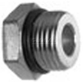 "Buyers Straight Thread O-Ring Adptr, H3269x10x4, 5/8"" Male Port, 1/4"" Female Pipe Thread -kg Qty 15"