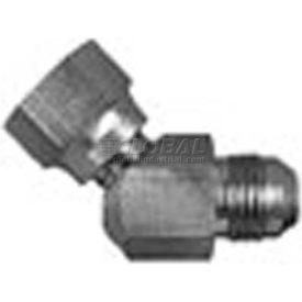 "Buyers Swivel Nut 45° Elbow, H5356x6, 3/8"" Tube O.D. - Min Qty 15"