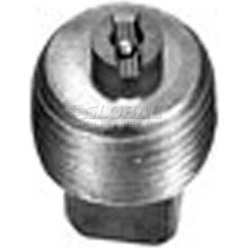 """Buyers Hydraulic Reservoir Accessories, Ppm08, 1/2"""" Magnetic Pipe Plug, Square Socket - Pkg Qty 15"""