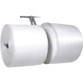 Dual Wall Mount Packing Roll Holder, 24 Inch