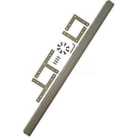 """ProPanel Harvest Tan 42"""" 2 Way or 3 Way Connector For Office Partition Panels"""