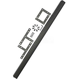 """ProPanel Light Gray 66"""" 2 Way or 3 Way Connector For Office Partition Panels"""