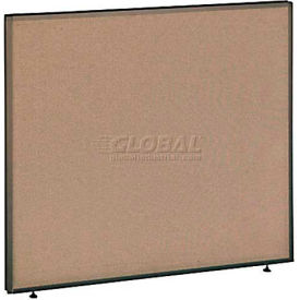 """ProPanel Harvest Tan 42""""H X 48""""W Office Partition Panel"""