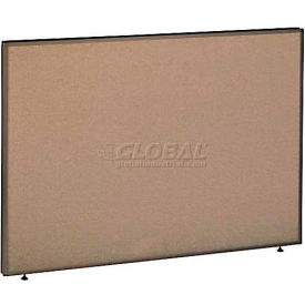 """ProPanel Harvest Tan 42""""H X 60""""W Office Partition Panel"""