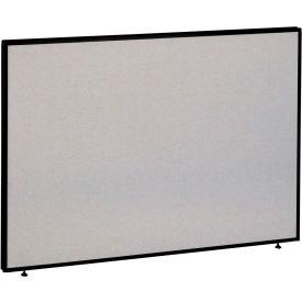 "BBF ProPanel Light Gray/Slate 60""W x 42-3/4""H"