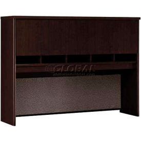 "Series C Mocha Cherry 60"" Hutch"
