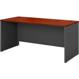 """Bush Furniture Credenza Shell - 60""""W x 23-3/8""""D - Hansen Cherry - Series C"""