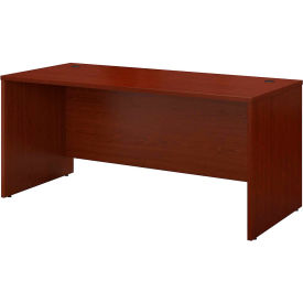 "Bush Furniture Credenza Shell - 60""W x 23-3/8""D - Mahogany - Series C"