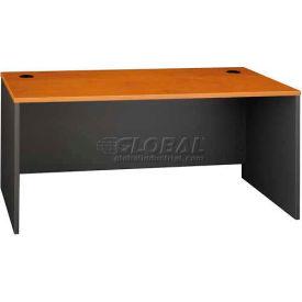 "Series C Natural Cherry 66"" Desk"