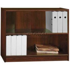 """Universal 30""""H Bookcase Vogue Cherry"""