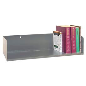 Desk Top Book Rack - Platinum