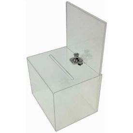 Large Acrylic Suggestion Box