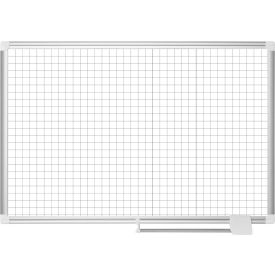 "Click here to buy Magnetic Planning Board 1x1 Grid 72""W x 48""H Steel Surface."