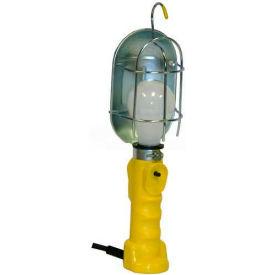 Bayco® Standard Trouble Light Sl-425, 25'L Cord, 18/3 Ga, Yellow