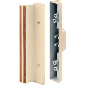 Prime-Line C 1112 Sliding Door Handle Set, Almond