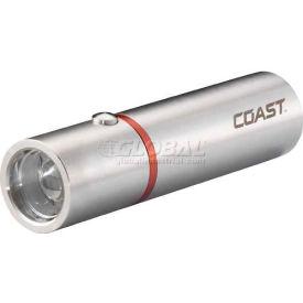 Coast® 19266 A15 Professional Use LED Flashlight in Box - Silver