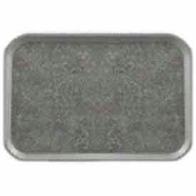"""Cambro 1520VC381 Versa Camtray, Rectangular, 15"""" x 20"""", Dishwasher Safe, Pearl Gray... by"""