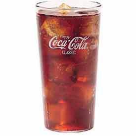 Table Service Beverageware Cambro 32cc152 Coca Cola
